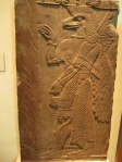 Assyrian god pineal gland pine cone