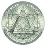 Metatron Cube Dollar Pyramid MASON
