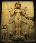 Sumerian Lilith, Inanna, Ishtar or Ereshkigal_2