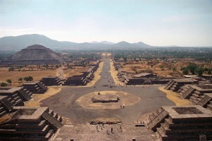 Teotihuacan_Mexic