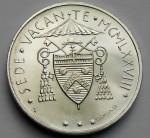 Vatican 500 Lire 1978