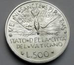 Vatican 500L 1978 Fata