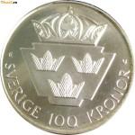 SUEDIA - 100 coroane 1985
