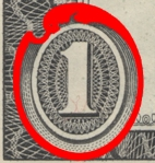 Uroboros One Dollar