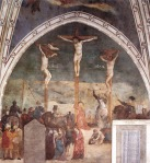 Crucifixion - Masolino da Panicale