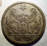 Danzig 2 gulden 1923