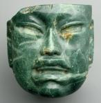 Olmec Jaguar Shaman Jade