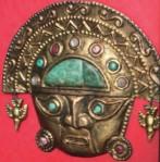 Peru Inca mask