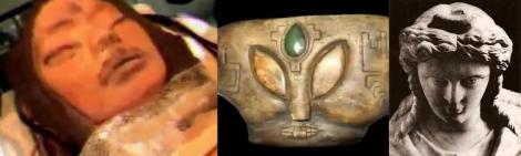 ISIS - Moon - Maya - Tomis - Osiris