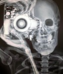 sleleton photographer xray