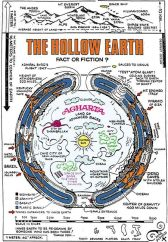 The Hollow Earth UFO