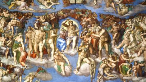 Apocalipsa Michelangelo