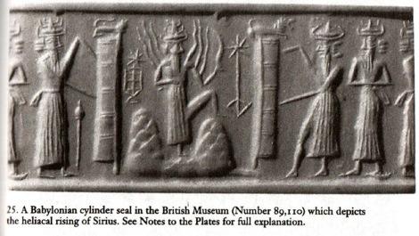 the-sirius-mystery-robert-temple-sumerian-cylinder-sirius
